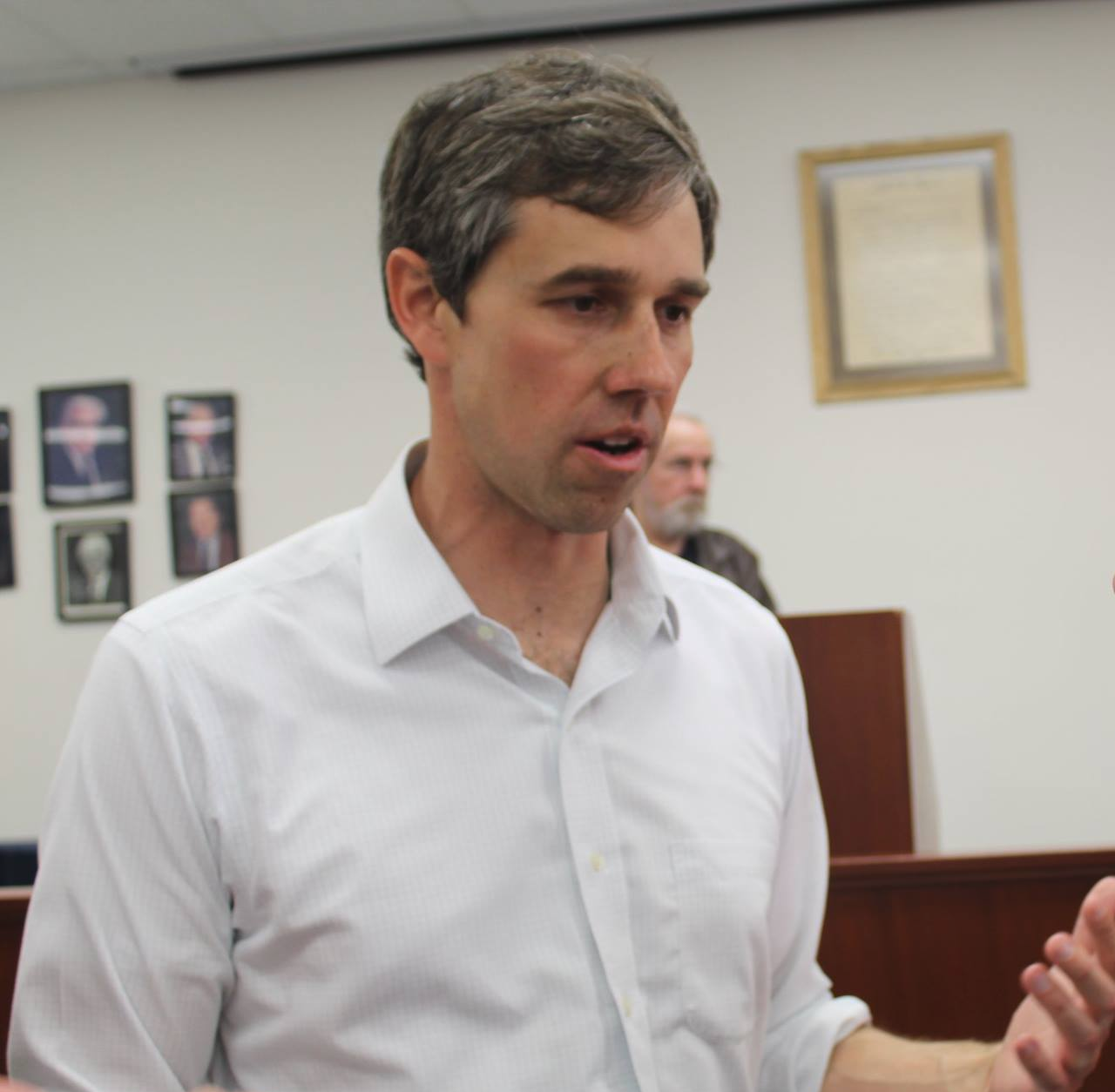 O'Rourke/Photo by Campaign