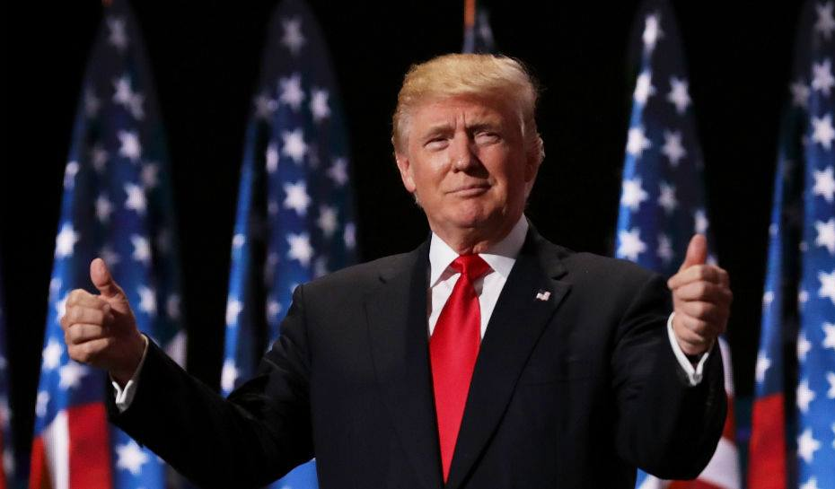 Trump/Photo by Campaign