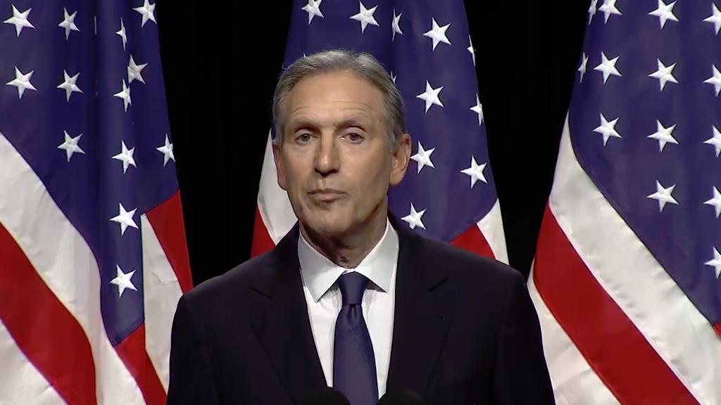 Schultz/Screenshot from Campaign Video