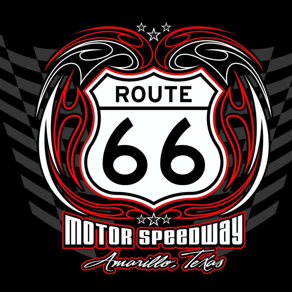 Route 66 Speedway Logo.png