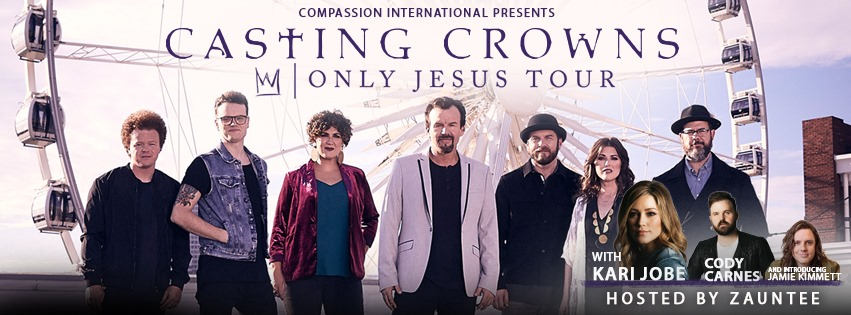 Photo by Casting Crowns Facebook