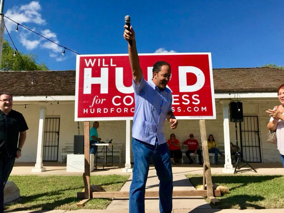 Hurd/Photo by Campaign
