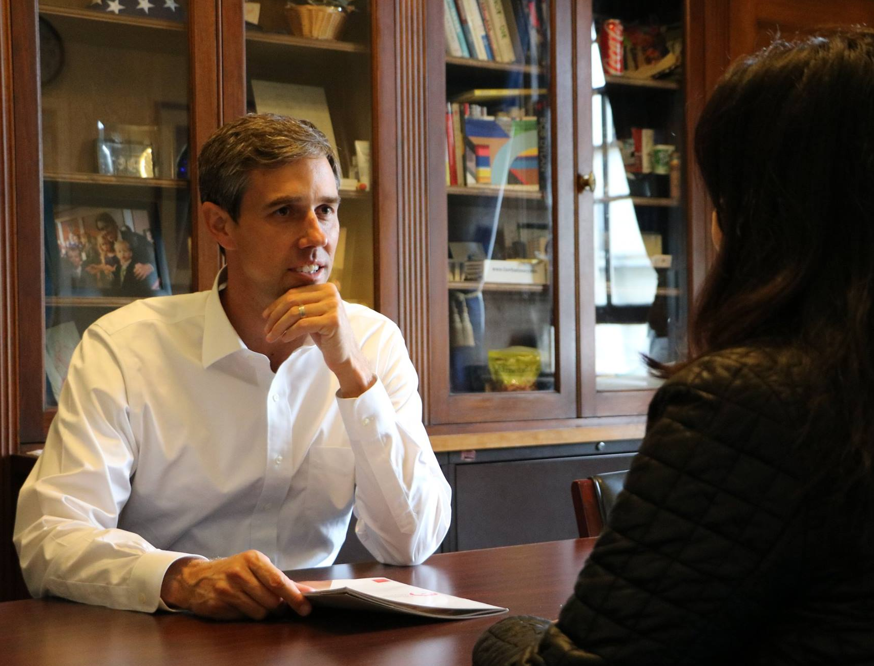 O'Rourke/Photo by Congressional Office