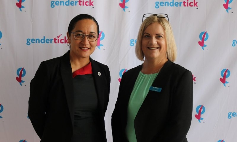 Helen potiki, ministry for women and kat doughty, ywca auckland