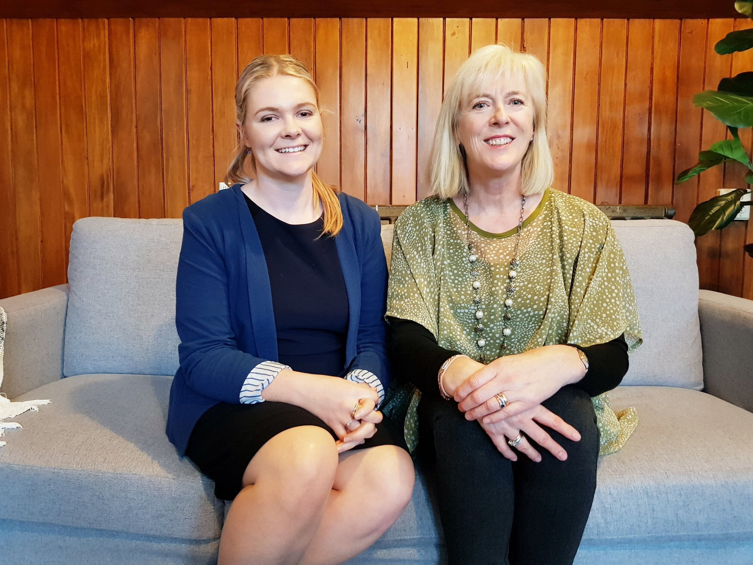 Charlotte muggeridge & lucy lloyd-barker - 2019 world ywca board nominees for aotearoa new zealand
