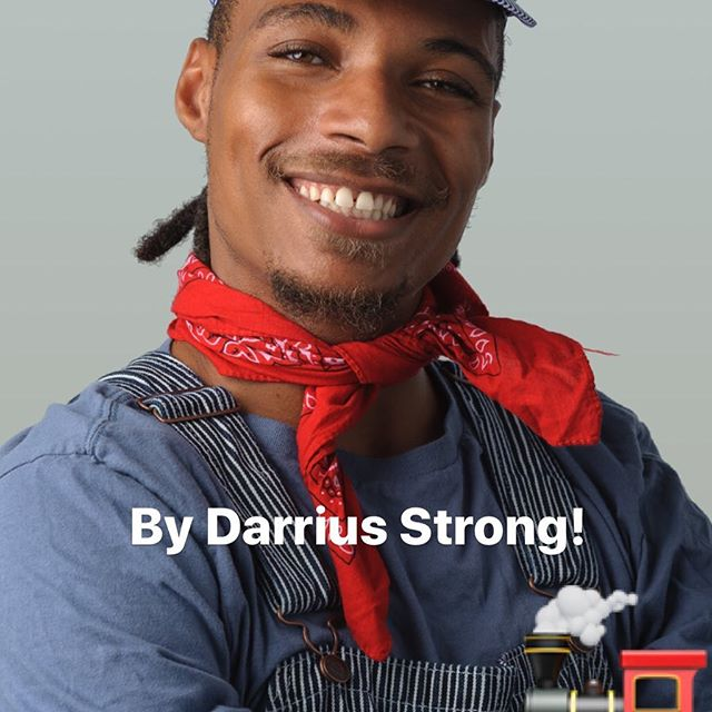 Tune in tomorrow for a day in the life of DanceCo dancer Darrius Strong!