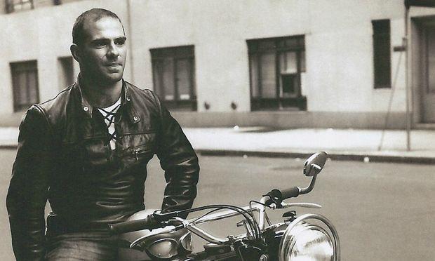 Oliver Sacks - total badass.