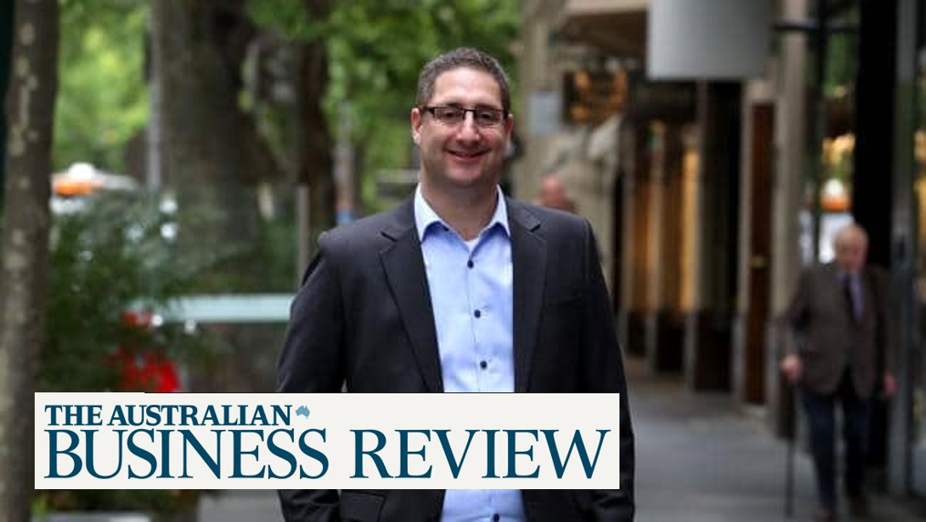THE AUSTRALIAN - Nov 21, 2017 Bright lights the way to smart future