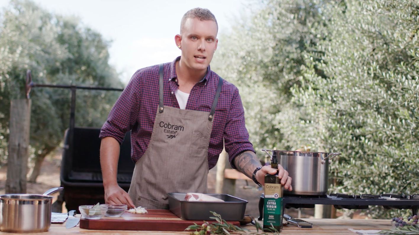 Hotglue negotiated & managed the integrated campaign partnership with Cobram Estate Olive Oils in the 2017 season of Masterchef Australia on Network Ten.