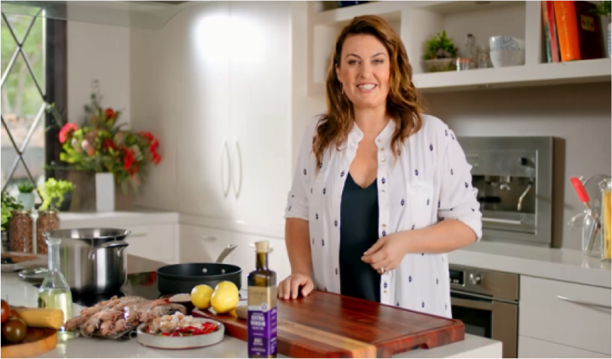 Hotglue negotiated & managed the integrated campaign partnership with Cobram Estate Olive Oils in the 2017 season of Better Homes & Gardens on the Seven Network.