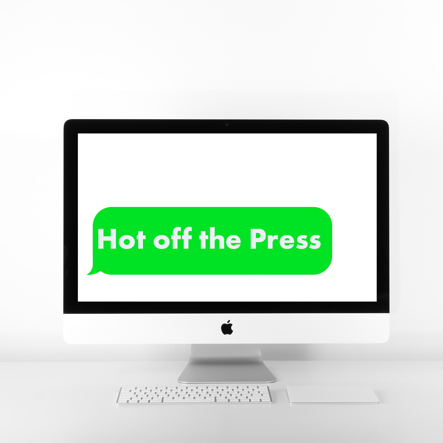 HOT OFF THE PRESS - Catch up on Hotglue news, as well as reading our blog entries about media.