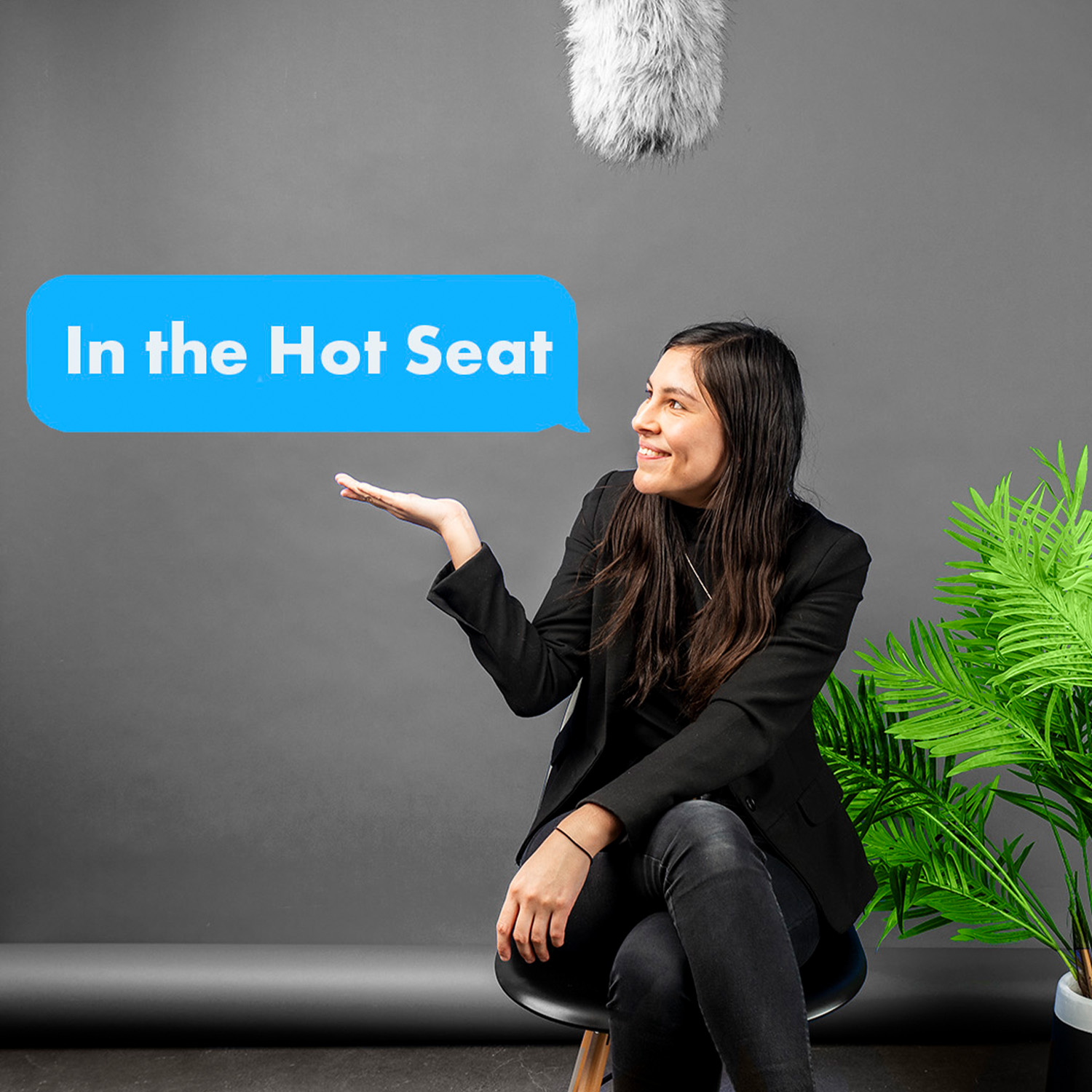 IN THE HOT SEAT - Catch up with the team on latest projects and office secrets.