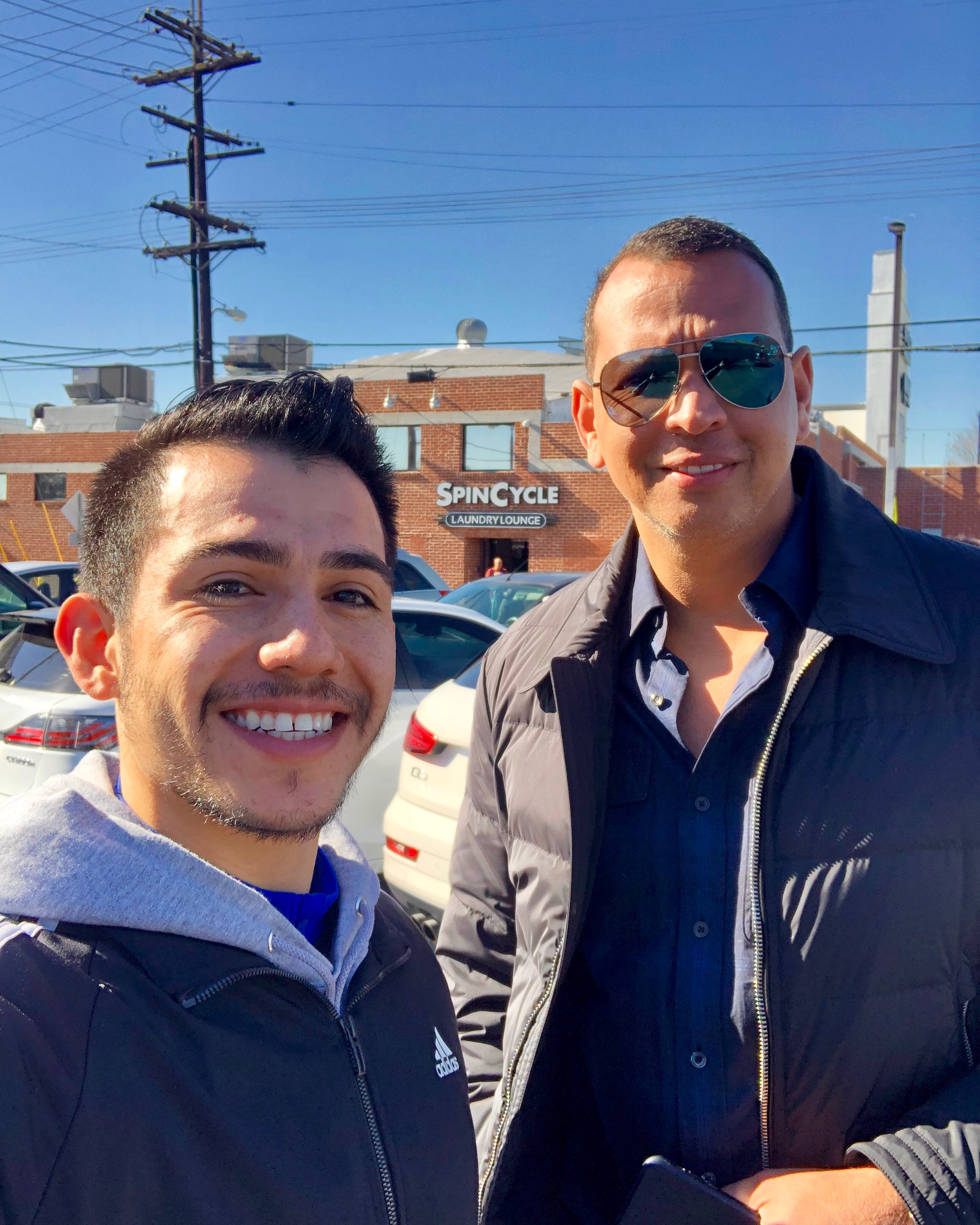 """I like Daniel's ambition, and motivation to help people with their Health.""  -Alex rodriguez"