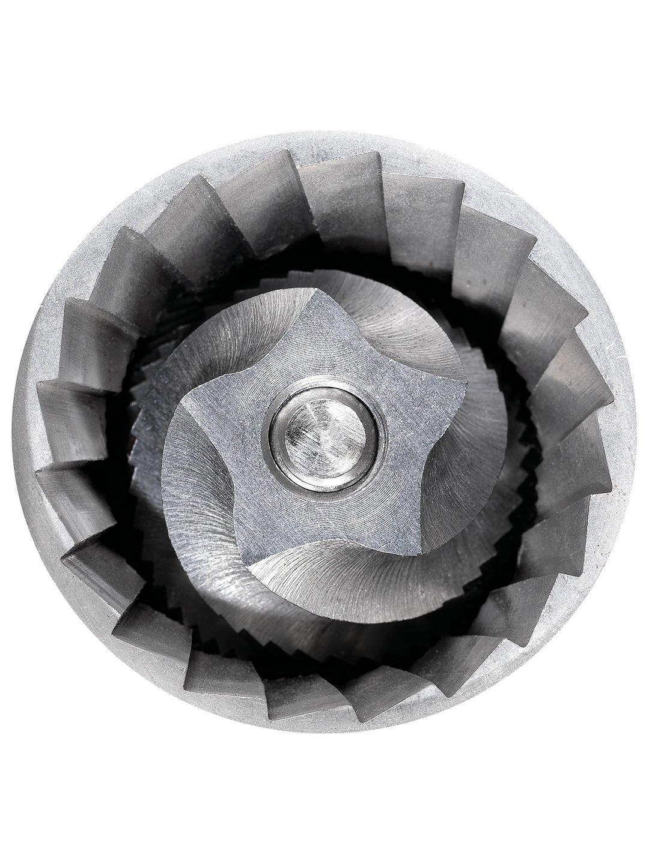 Conical Burr Design