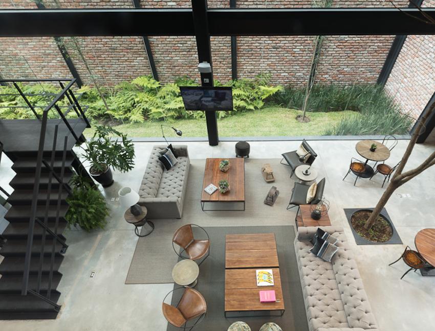 corporativo - La clave es generar una simbiosis entre el minimalismo y lo tradicional.