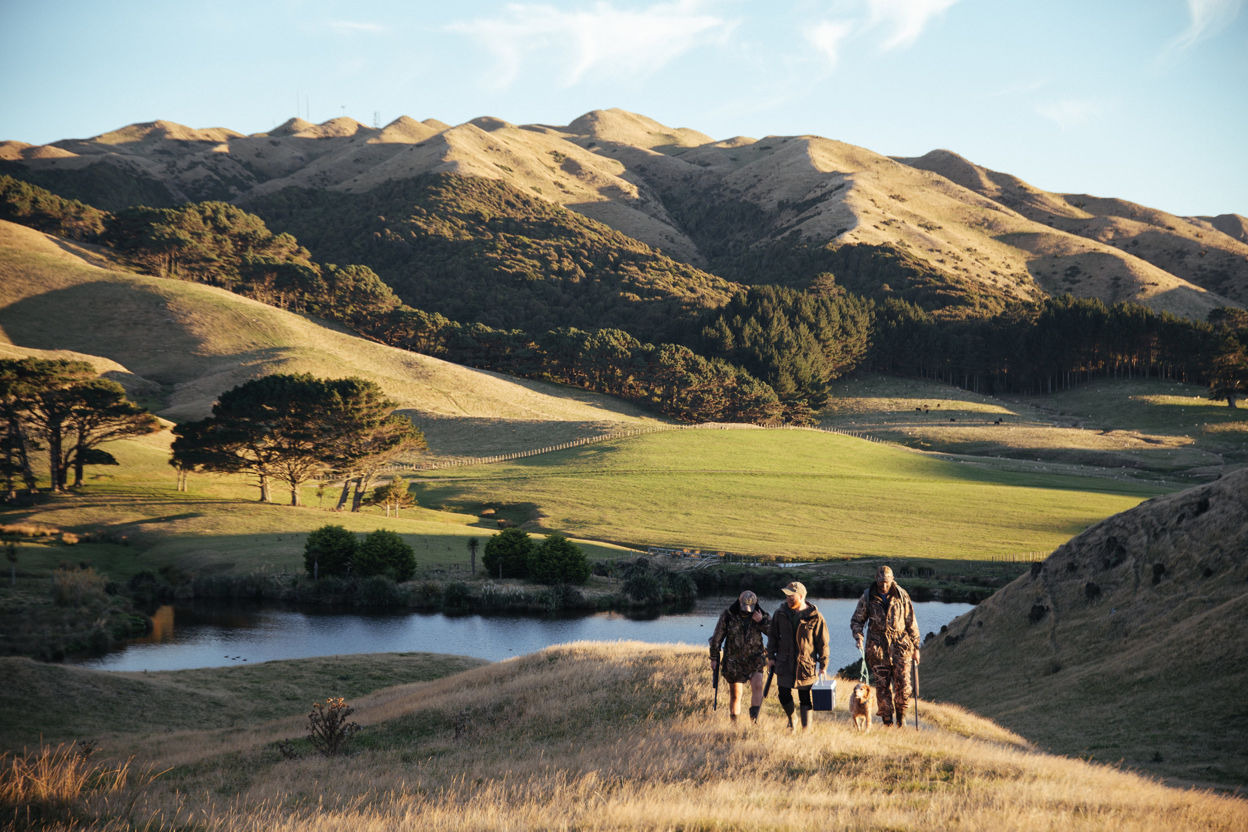 Beautiful products in beautiful places - We want to showcase Jetboil products in the beautiful place we call home - New Zealand. Localising the product connects our target market and encourages the viewer to hit the trails.
