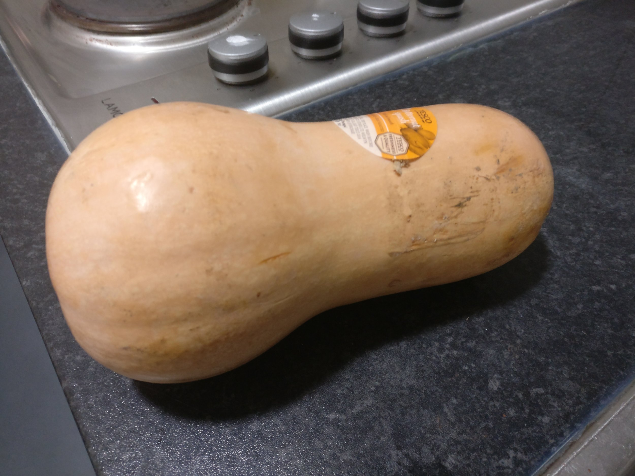 Enjoy this squash, because it's literally the only thing that happened today