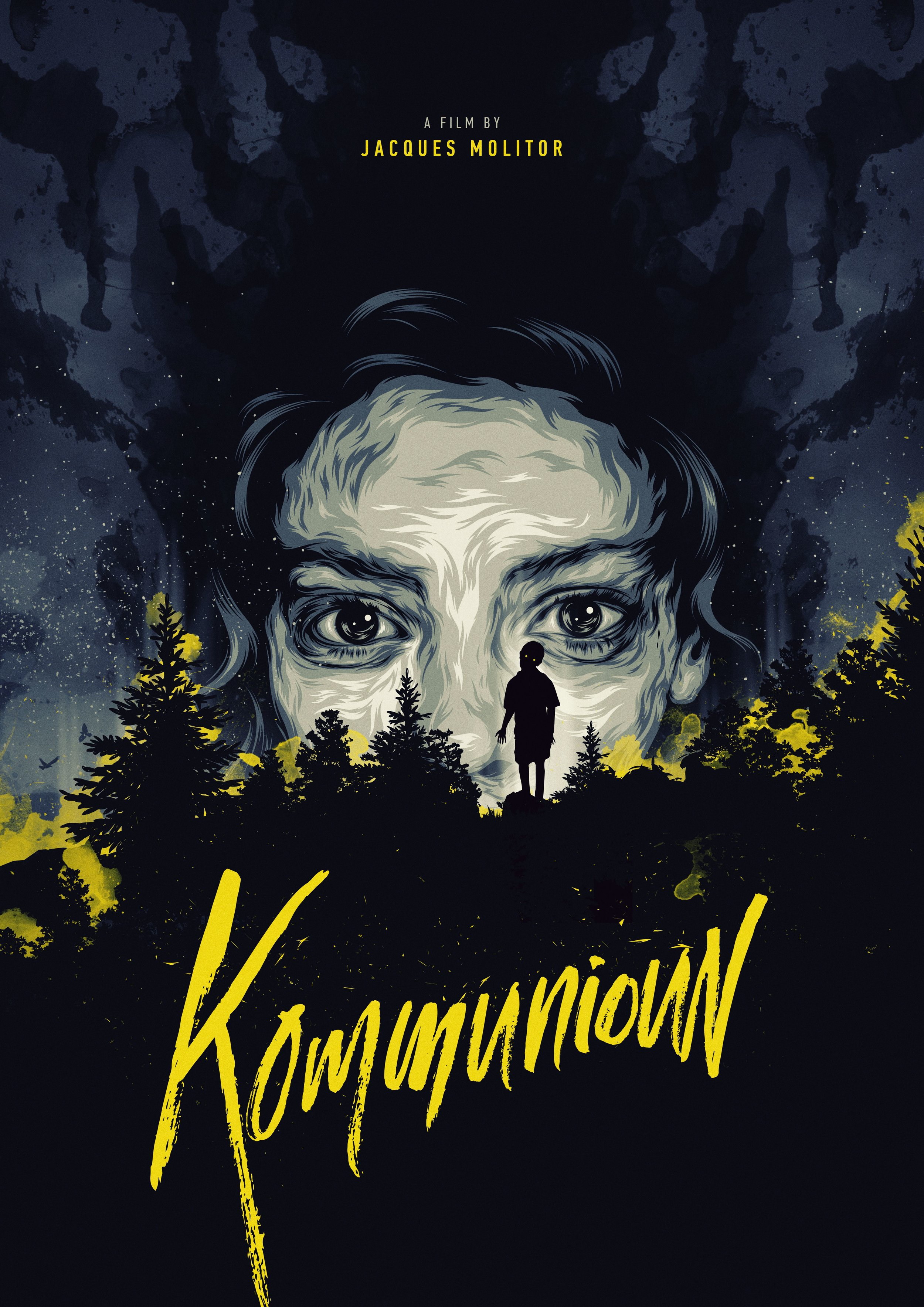 KOMMUNIOUN - Directed by JACQUES MOLITORScript by JACQUES MOLITORYear: 2019Original Version: LuxembourgishGenre: HorrorProduction companies: LES FILMS FAUVES (LU)