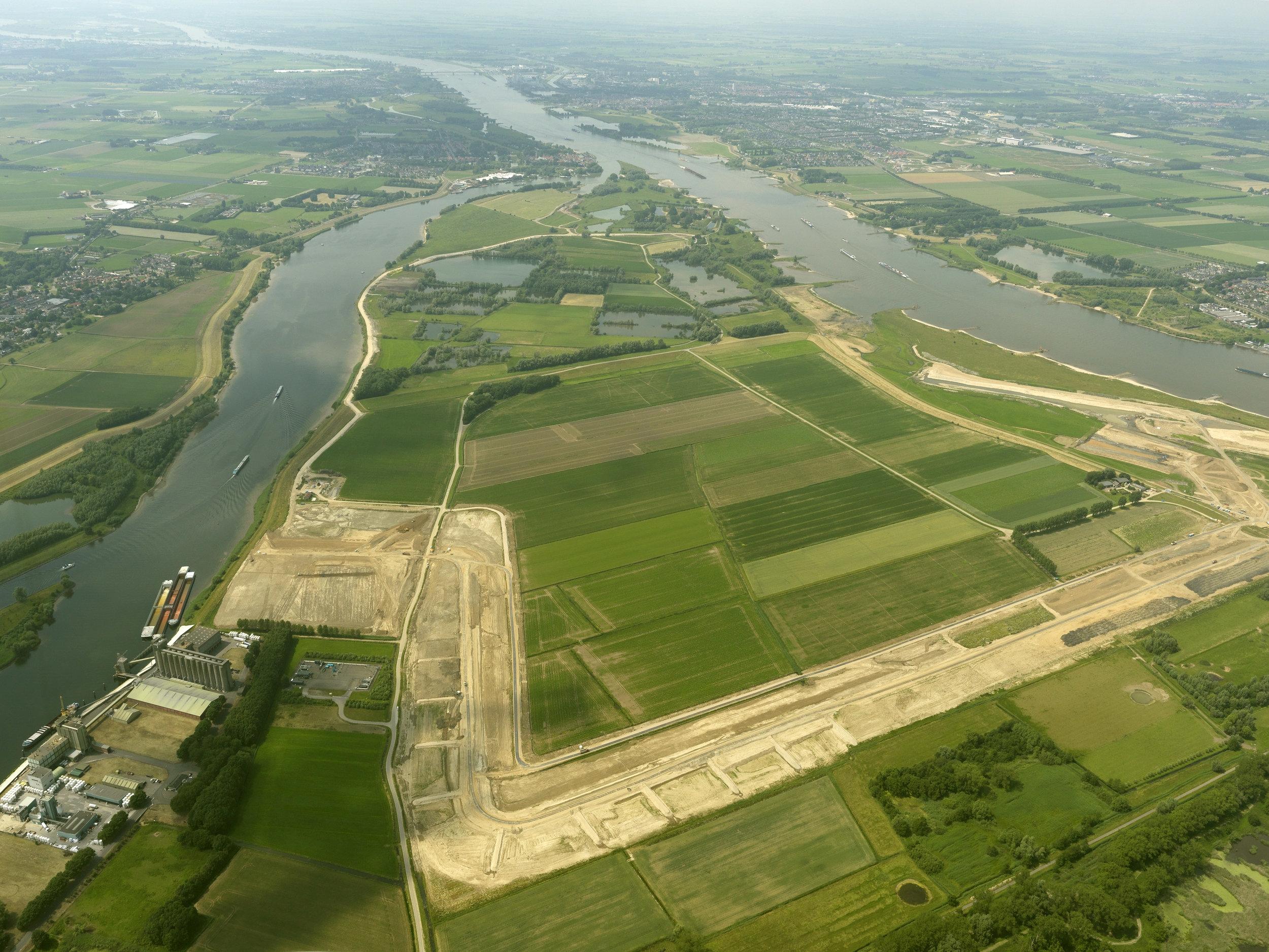 Ruimte voor de rivier Munnikenland