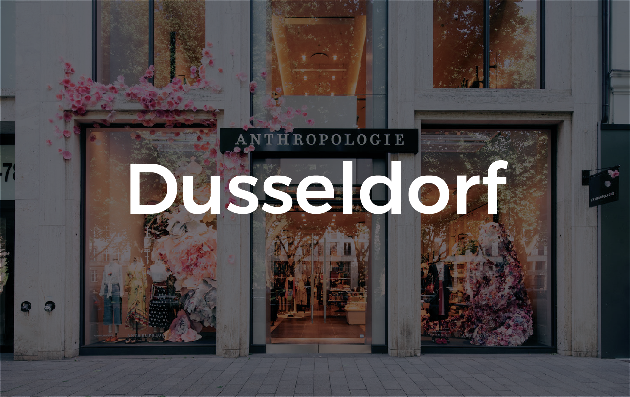 Hub Dot Dusseldorf& Anthropologie - Friday 5 October 2018 •18.30 - 21.00REGISTER HERE