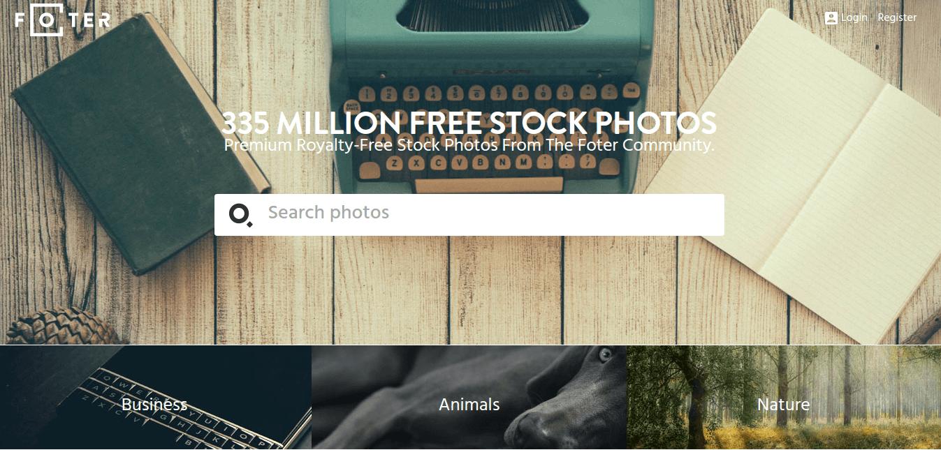 foter-free-images