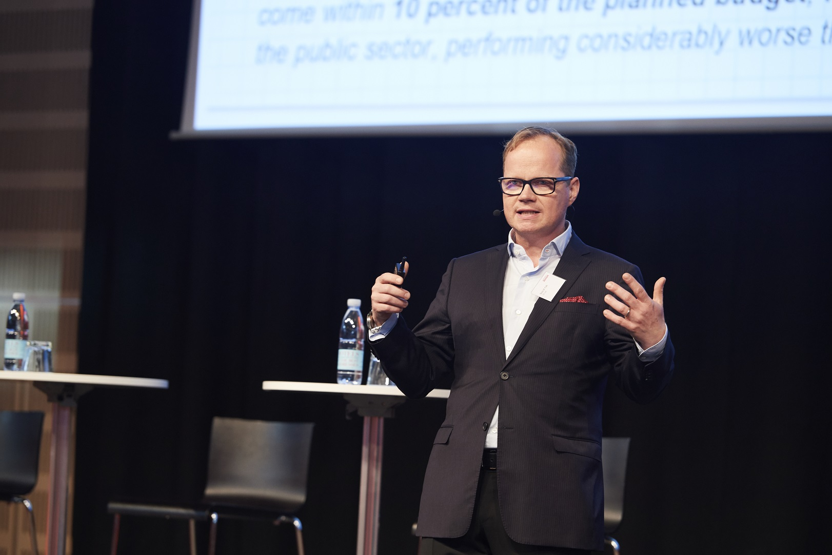 Niels W. Falk til Nytårskur 2019. Se flere billeder nedenfor.