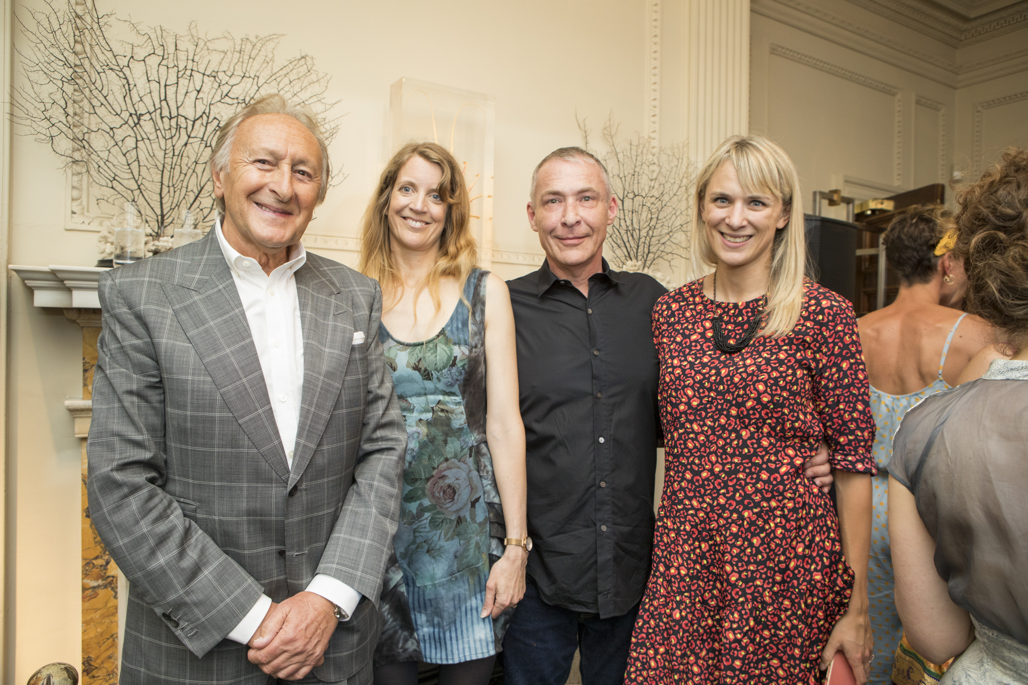 Harold Tillman - Chair, Common Objective; Tamsin Lejeune - CEO, Common Objective; Mark Langthorne - CEO, Roland Mouret; Kirsty McGregor - Deputy Editor, Drapers -