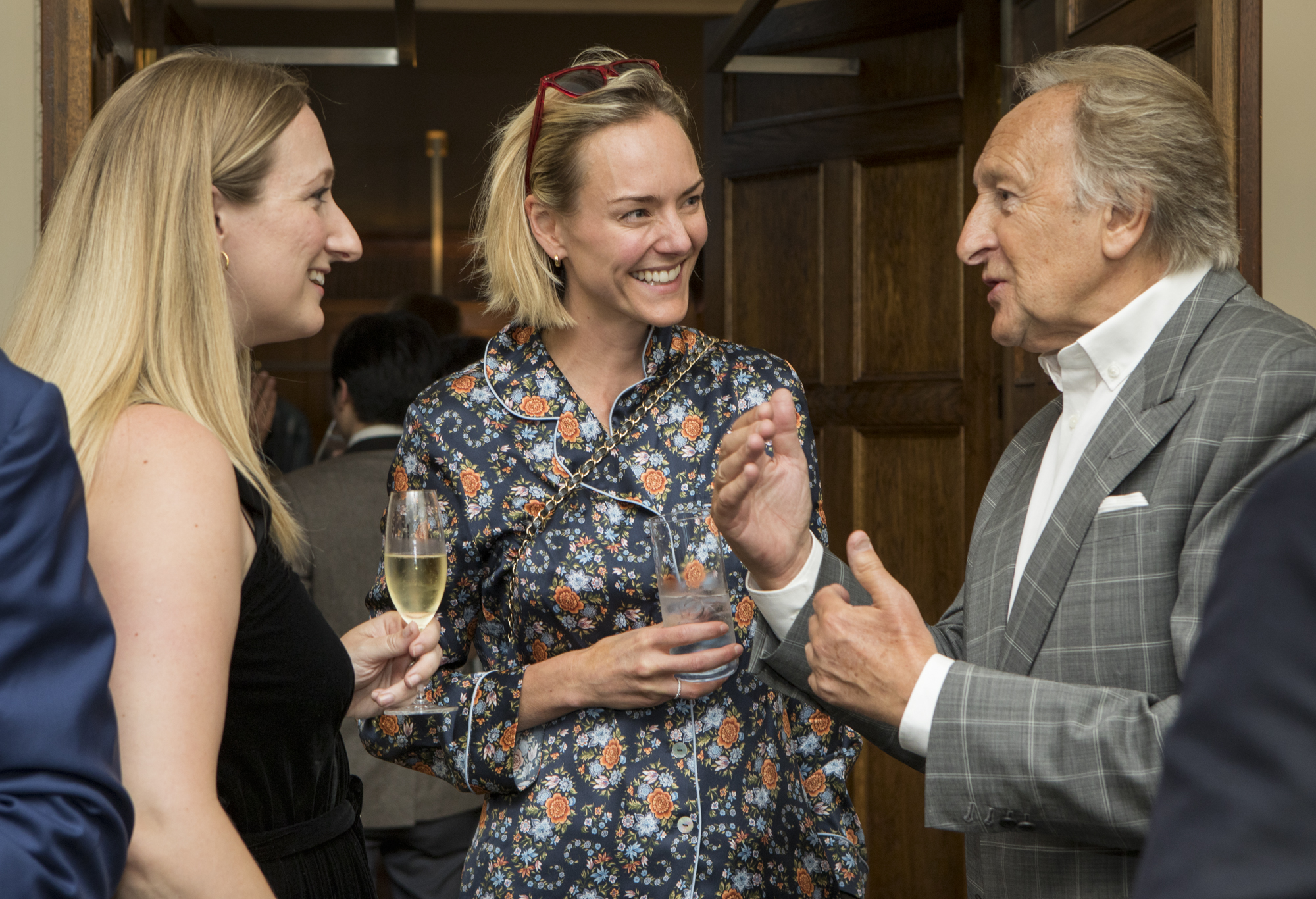 Sarah Coonan - Buying Director, Liberty London; Madeleine Macey - CMO, Liberty; Harold Tillman - Chair, Common Objective