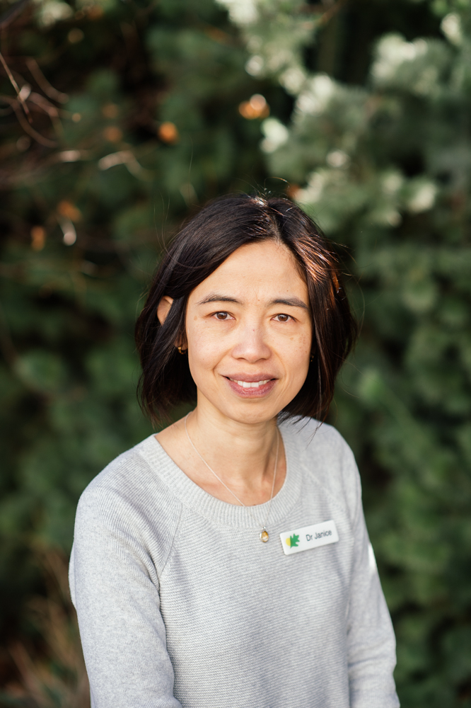 Dr Janice Ong - Medical Practitioner