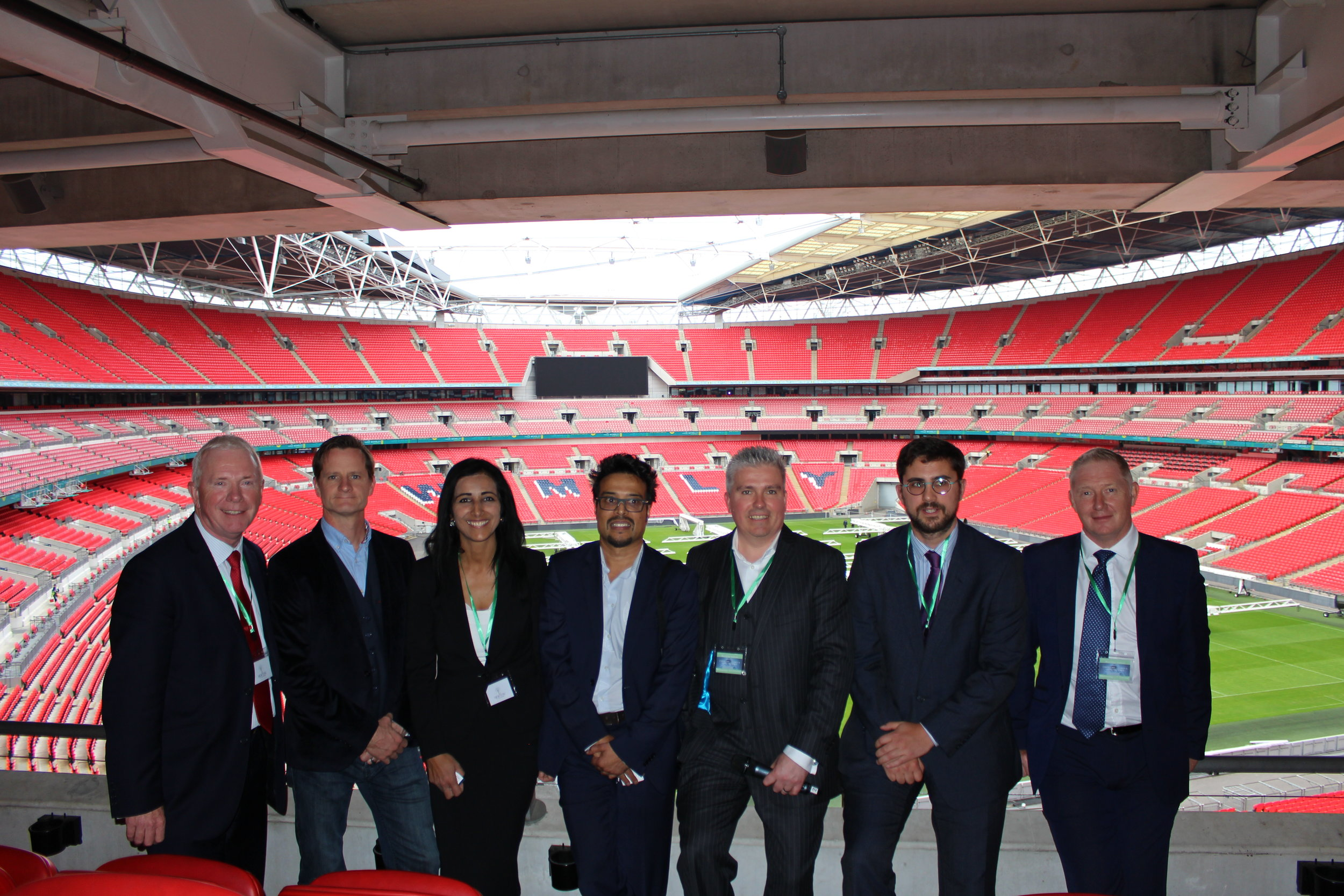 2017 Cyber Security and GDPR Conference at Wembley Stadium