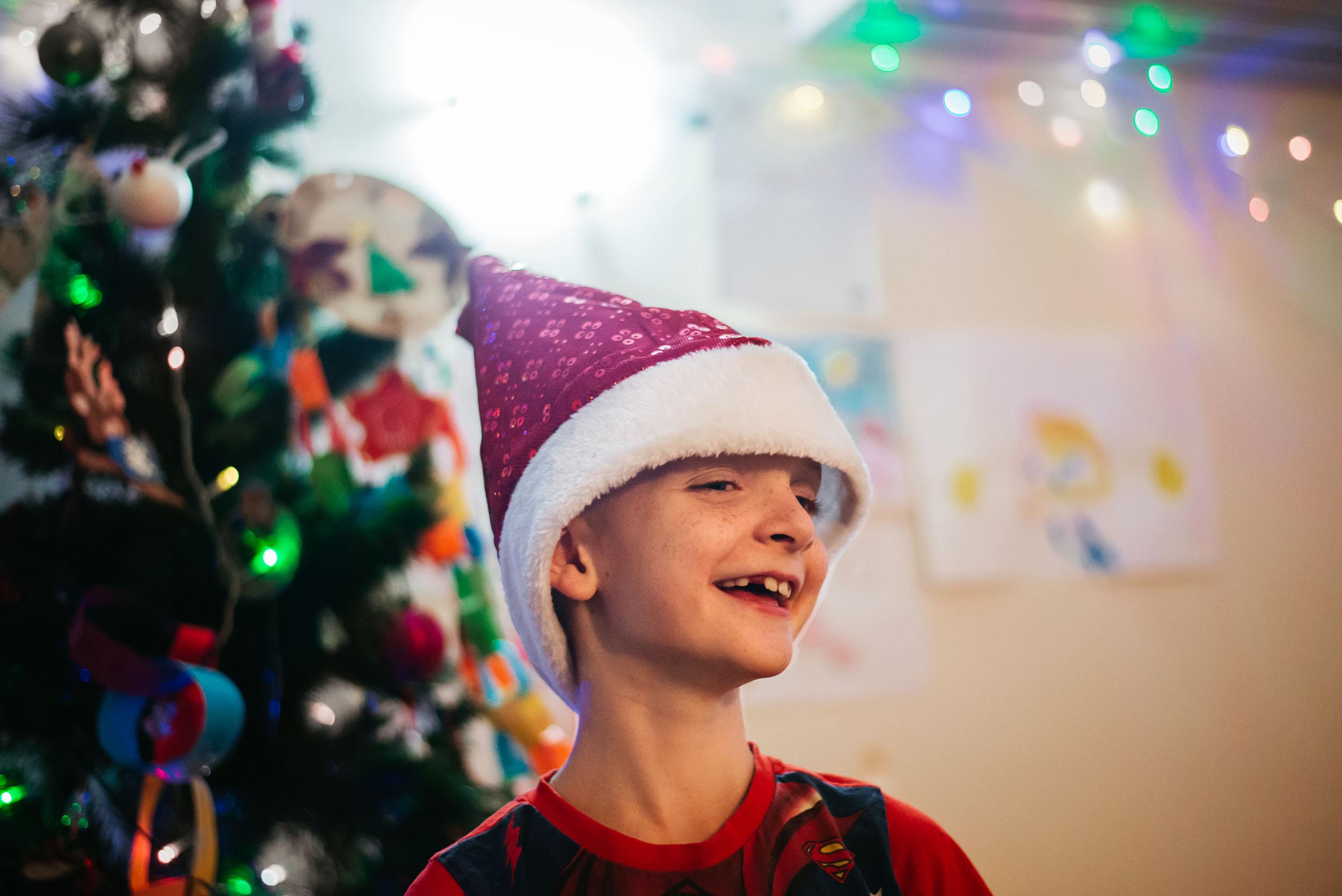 Katy Bindels Brisbane Natural child Portrait Photographer Christmas