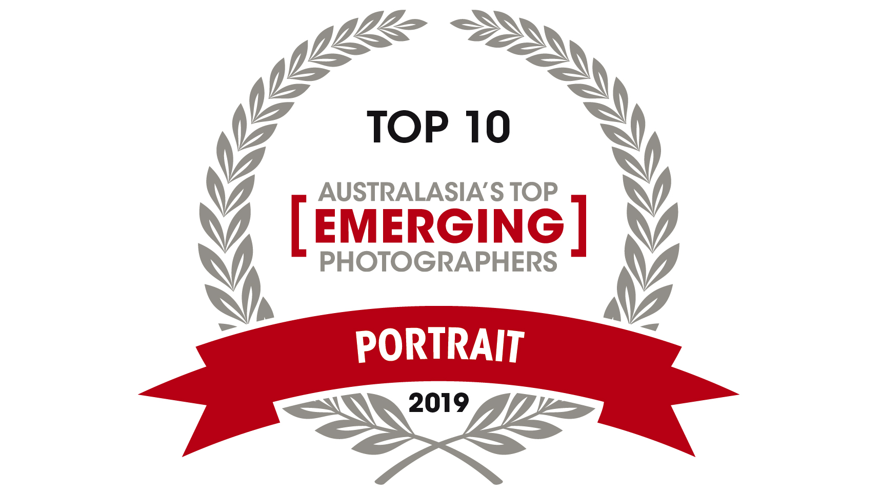 Australiasia's Top Emerging Photographer 2019