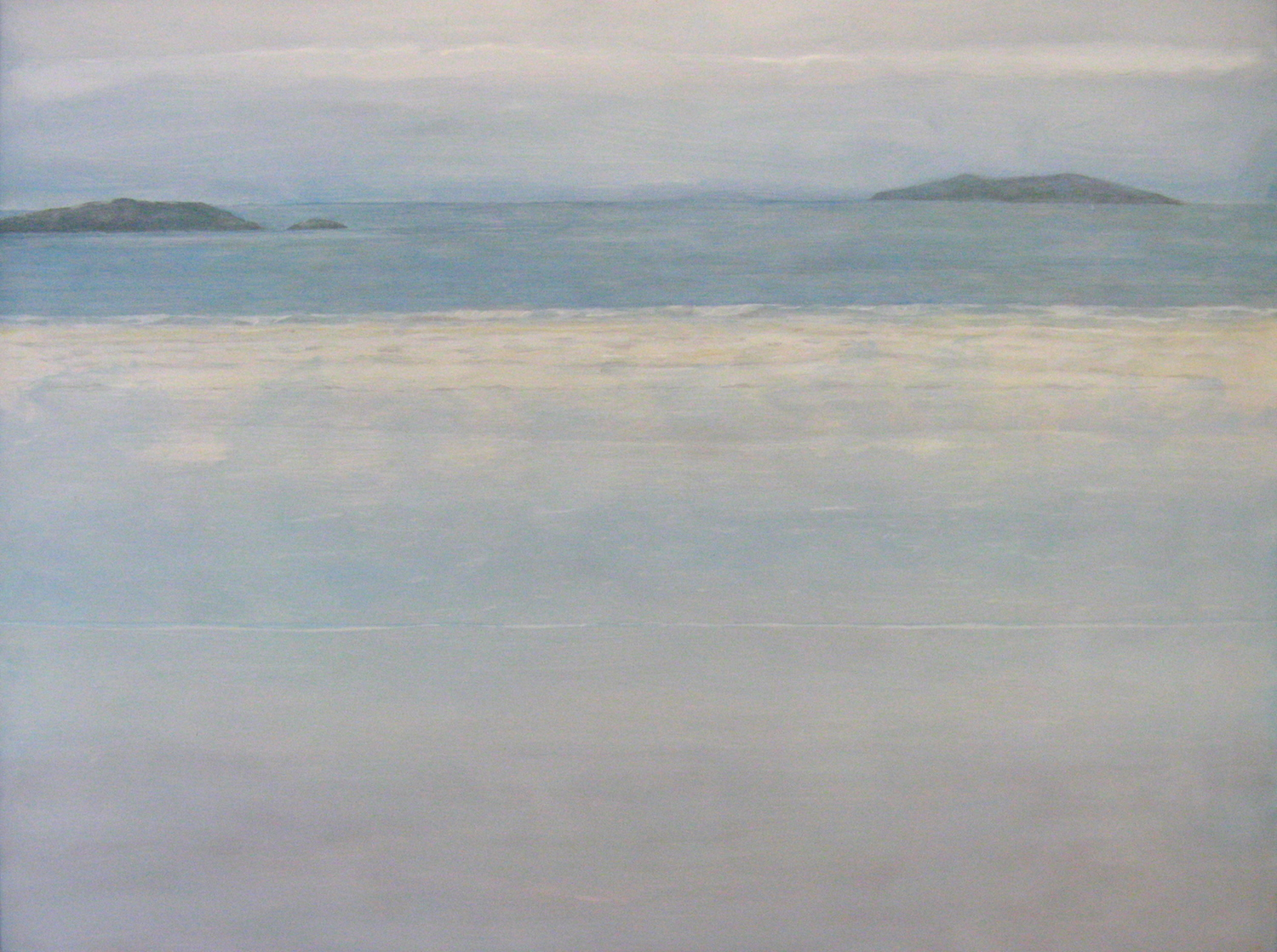 achmelvich oil on panel sold