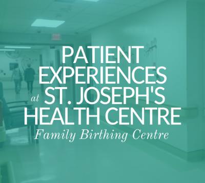 Patient Experiences at St. Joe's.png