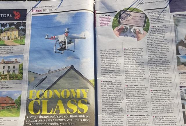 Airex Sunday Times