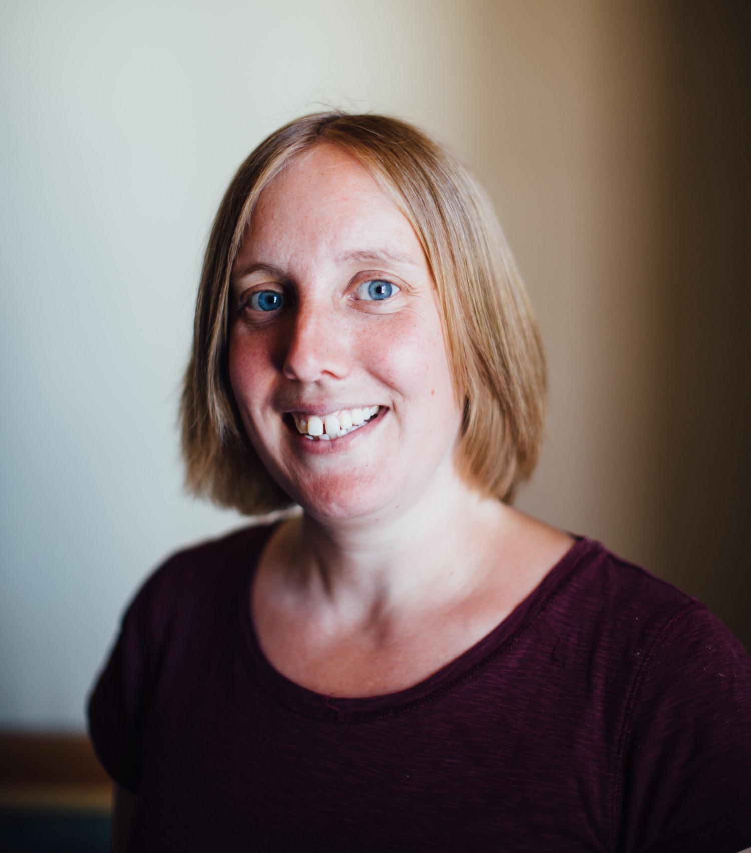 Children's Safeguarding Officer - Rachel Allen