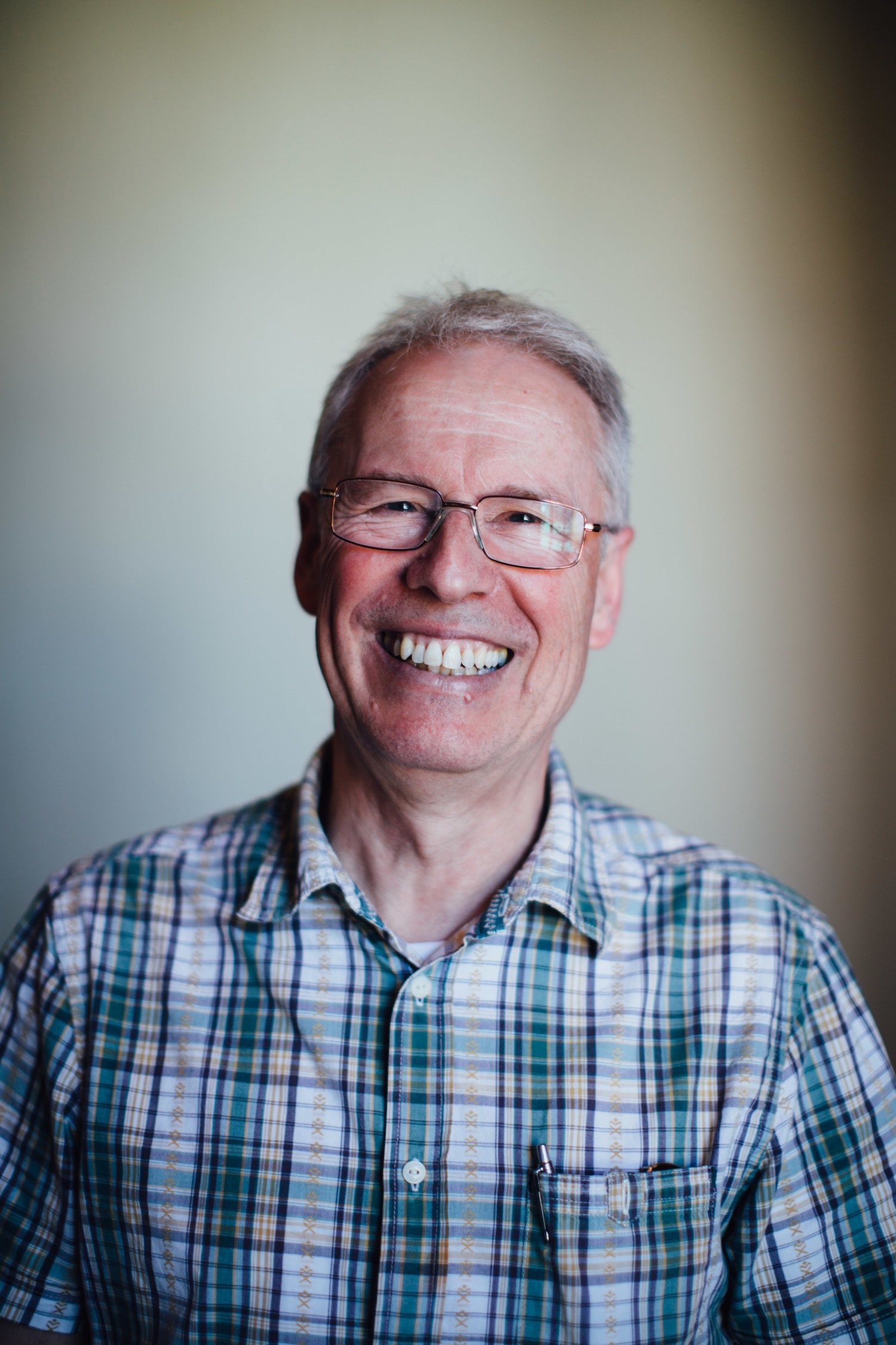 Non-Stipendiary Minister - Rev. Martin Smith