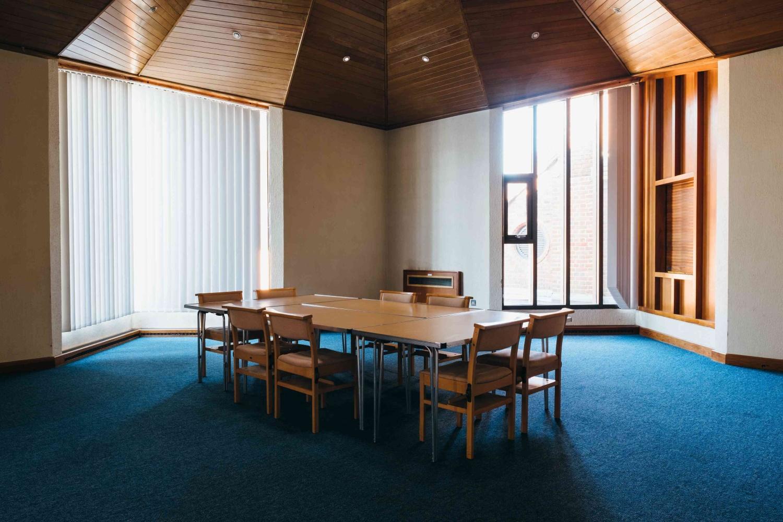 The Octagon Boardroom Style.jpg