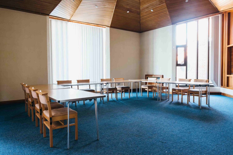 The Octagon U-shaped tables.jpg