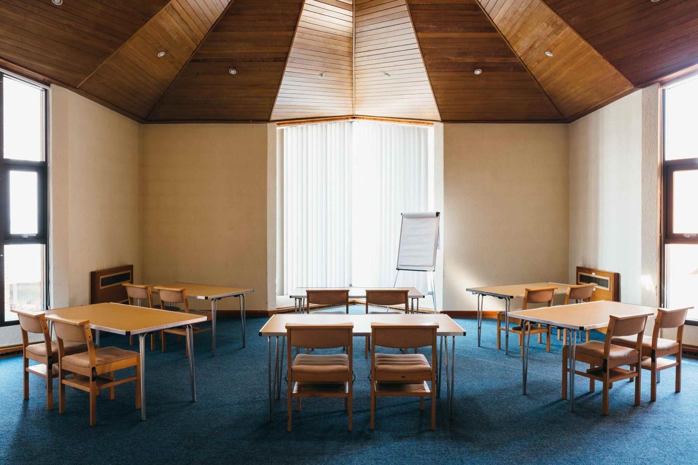 The Octagon classroom.jpg
