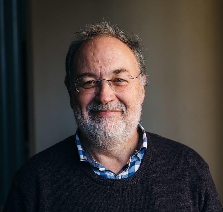 Non-Stipendiary Minister – Phil Simpson