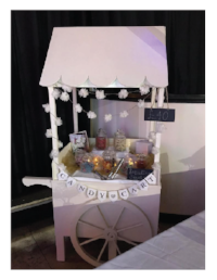 Candy Cart Hire Doncaster
