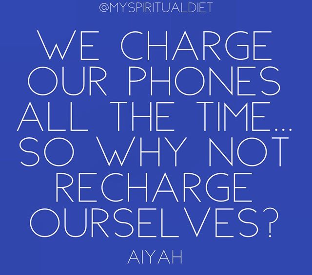 Who else feels a bit guilty when it comes to choosing themselves first?  RECHARGE - RECONNECT - CREATE #myspiritualdiet #aiyah #connect #quoteoftheday #spiritualblogger #soul #energy #healing #meditation