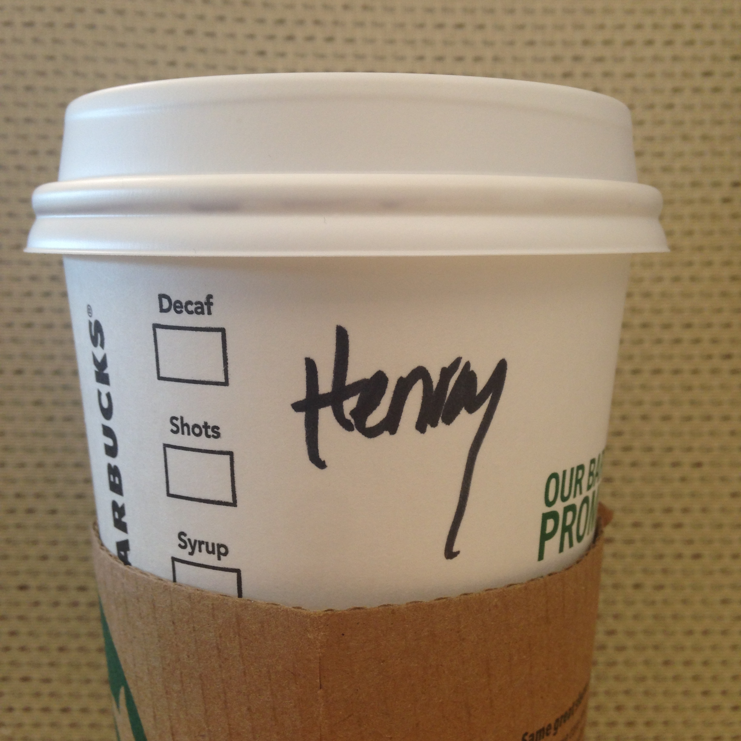 Henry - If your name's Dennis, why change it to Henry?Written and narrated by Dennis FunkPhoto by Dennis Funk