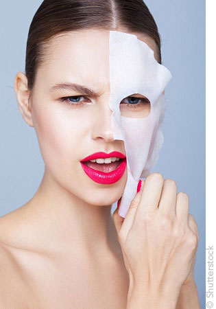 Tuchmaske Beauty Trend Sheet Mask