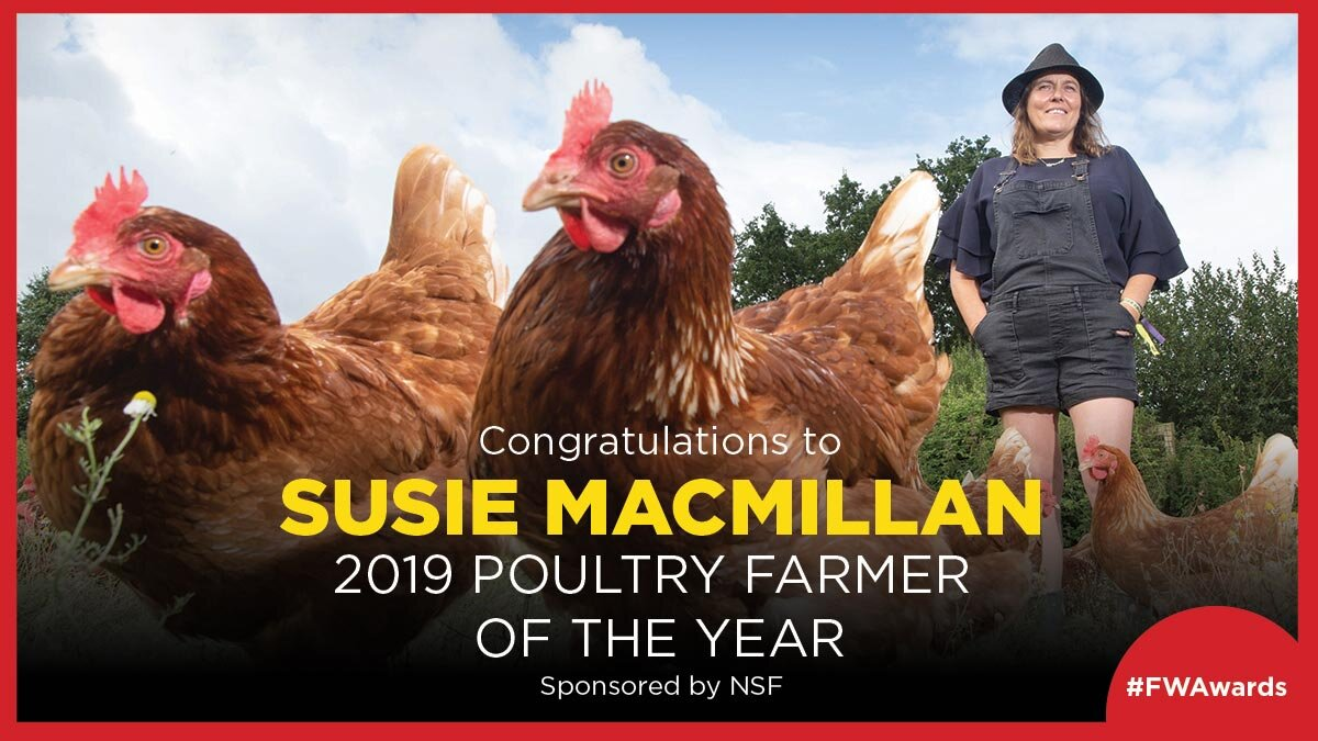 The Mac's Farm named Poultry Farmer of the Year!