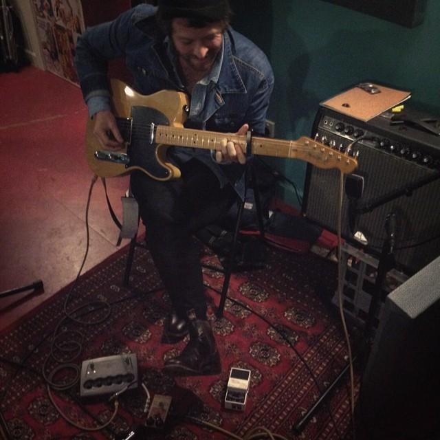 Ryan McCarthy recording
