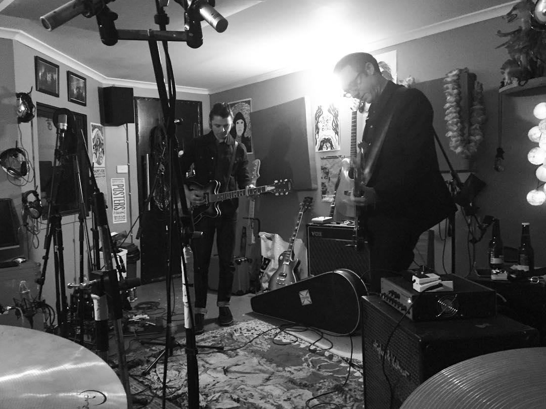 Kit Warhust band