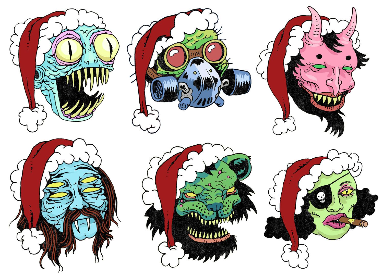 christmas gift tags 2018