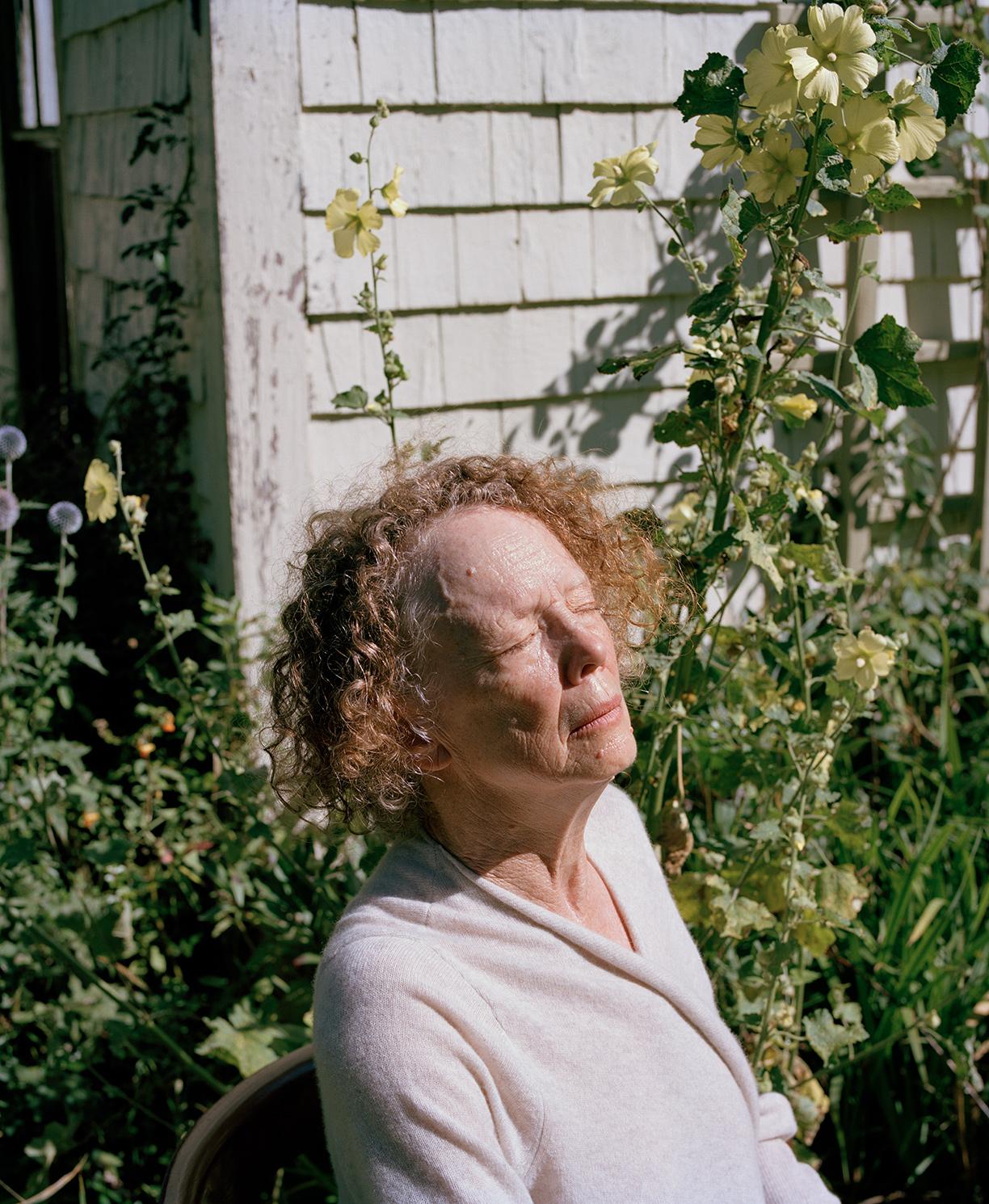Pamela in Sun